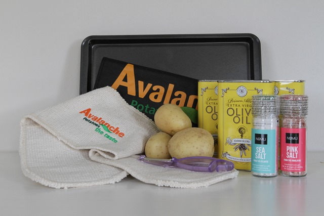 TuberTek Avalanche Potato Perfect Partners Hamper
