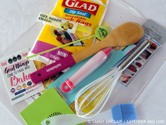 Good Housekeeping Goody Bay Kitchen Items September 2015
