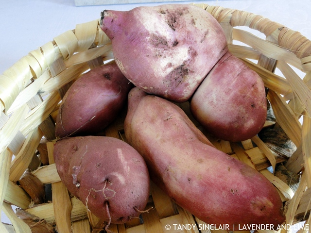Sweet Potatoes In My Kitchen November 2015