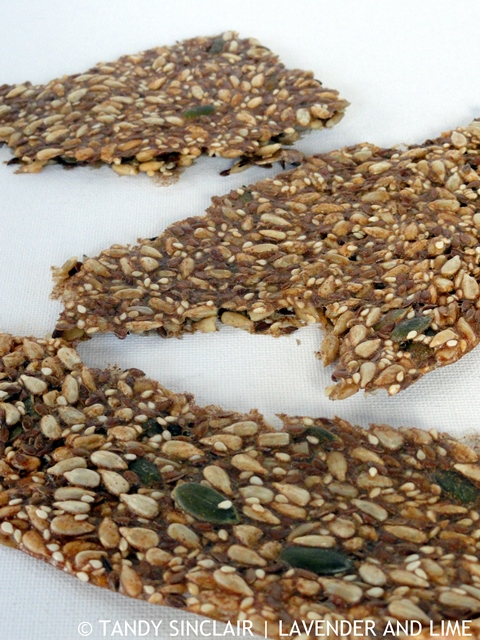 Sunflower Seeds, Linseeds, Pumpkin Seeds And Sesame Seeds