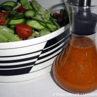 Recipe For Mandy's Salad Dressing