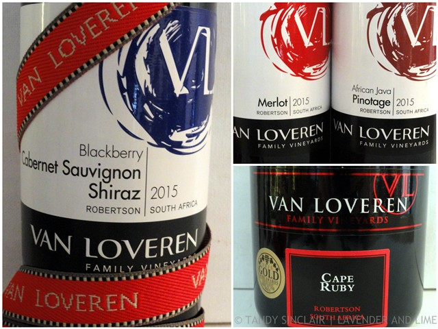 Van Loveren Wines