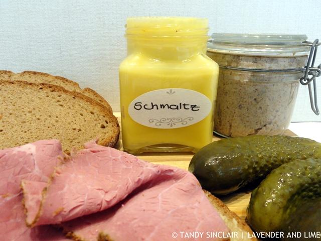 Vegetarian Schmaltz