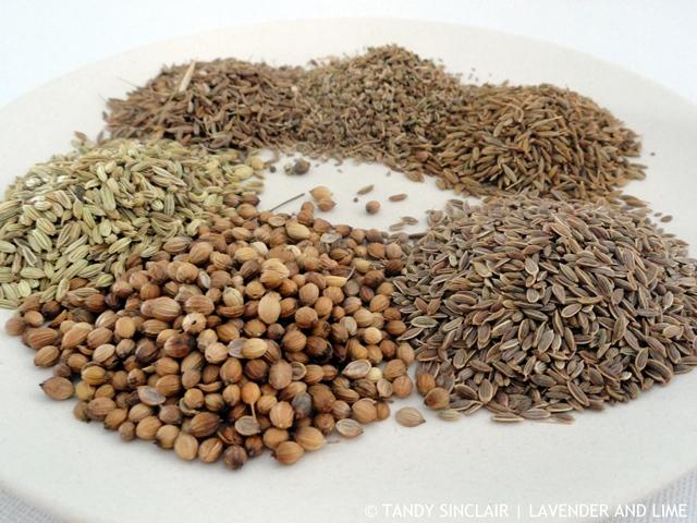 Digestive Spice Blend