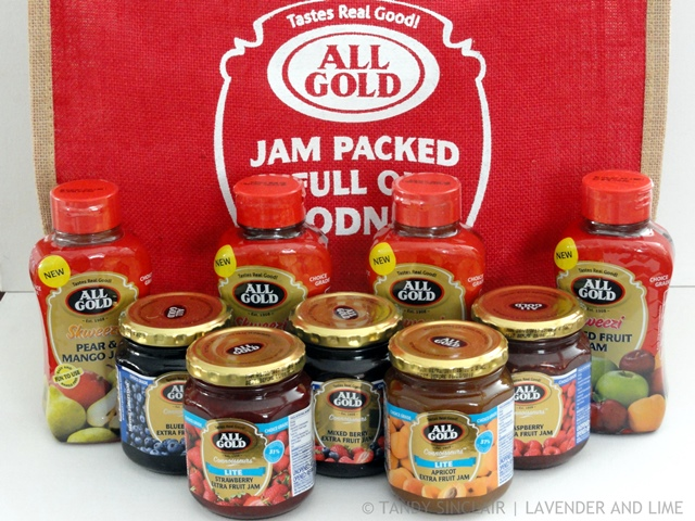 All Gold Jams July 2017