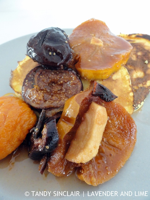 Dried Fruit Compôte