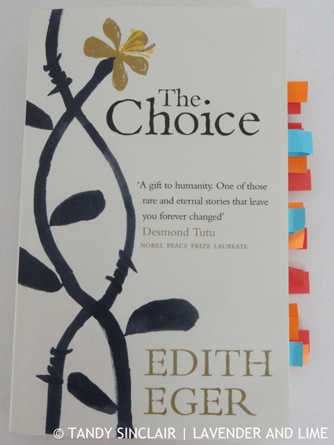 My Copy Of The Choice