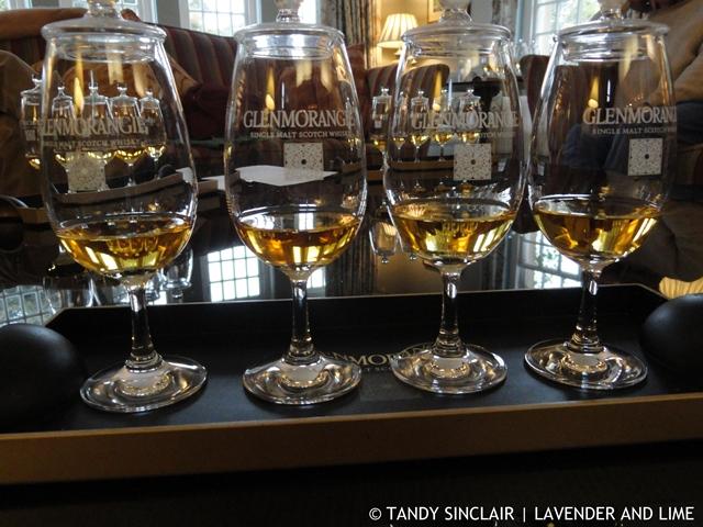 Glenmorangie Whisky Weekend Blind Tasting
