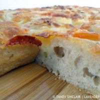 Recipe For Sicilian Focaccia With Tomatoes