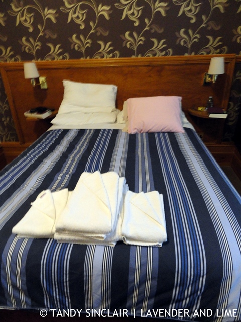 Our Bed At Heatherbank Guesthouse