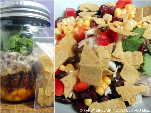 The Compleat Solution Mexican Salad