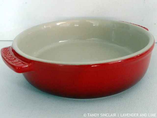 Stoneware Dish For Dips