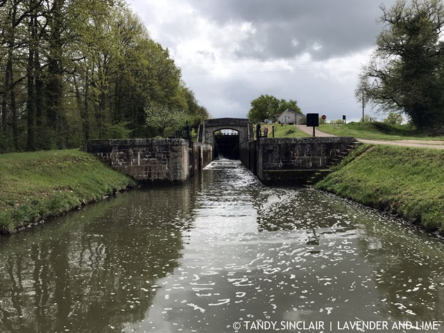 A Double Lock Migennes To Tannay