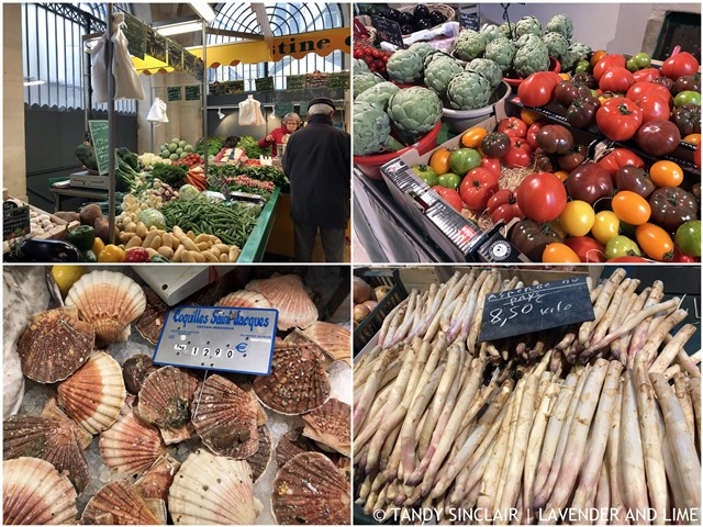 Fresh Produce Market In Clamecy - Migennes To Tannay