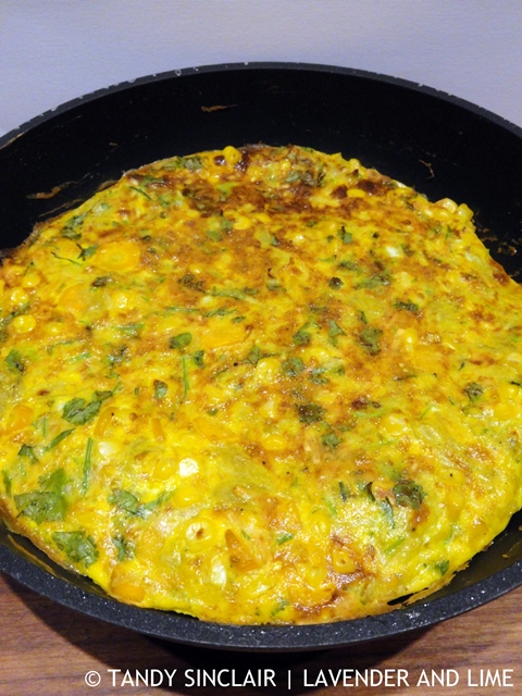 Frittata Adapted From The 6 Week Programme