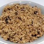 Iranian Five Spice Blend Rice