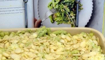 Greens Mac N Cheese