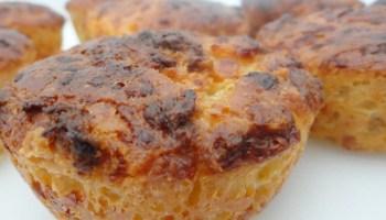 Cheesy Brioche Rolls