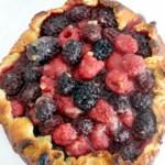 Summer Berry Crostata