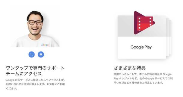 Google One のデメリット