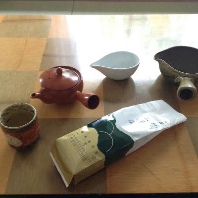 日本茶、どんなのをイメージしますか?