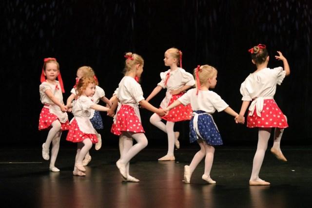 Baletní přípravka pro děti
