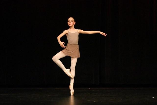 Soukromé lekce baletu