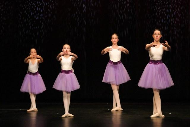Kurzy baletu pro mírně pokročilé