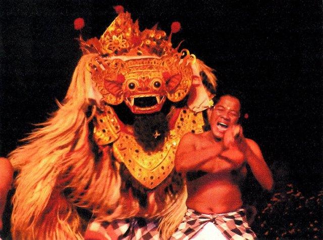 Balijský tanec
