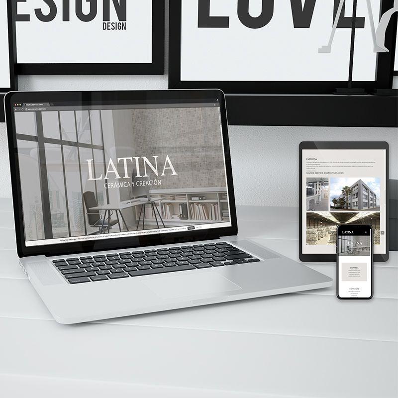 latina-web