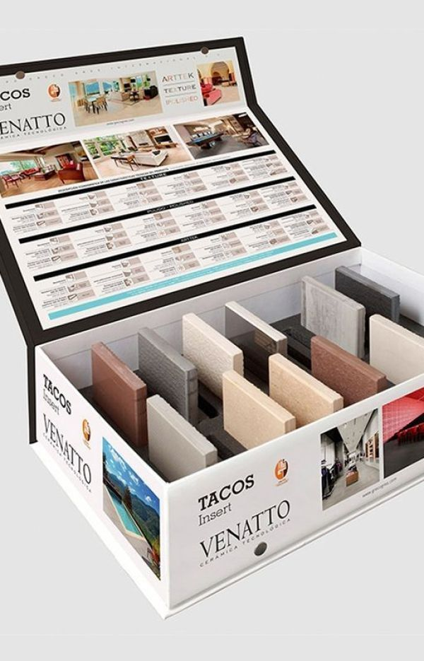 packaging venatto