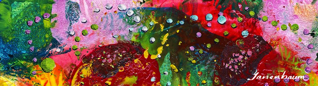 Abstract - Mardi Gras - Steven E. Tanenbaum