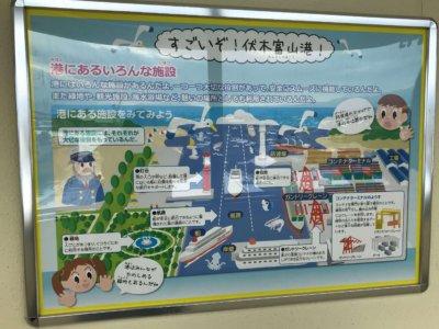 富山港の施設