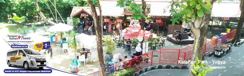 Sewa Hiace Jakarta Ke Wisata Yogya Untuk Anak