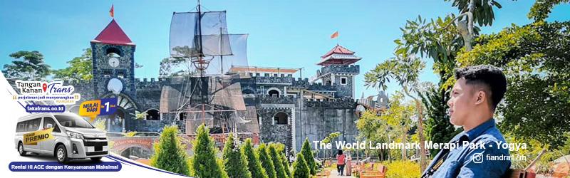 Sewa Hiace Jakarta ke Wisata Yogya