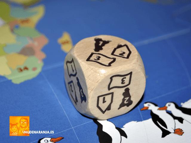 Paises del mundo reseña juego de mesa haba dado