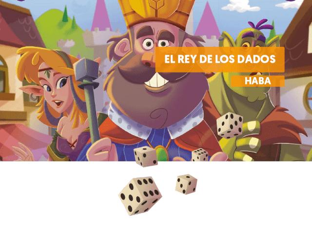 El Rey de los dados juego de mesa haba reseña como se juego opiniones destacada