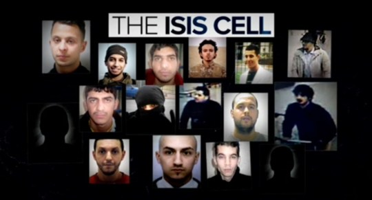 ISIS-Brussels Cell