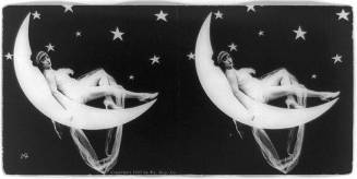 1923 girl in the moon