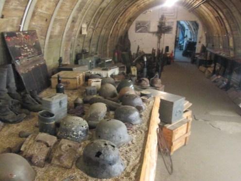 Bunker helmets