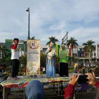 SPKK Cibodas Launching RKI di Tengah Komunitas Senam Nusantara