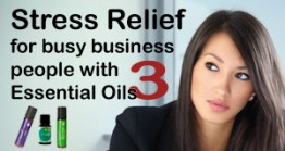 Stress Relief With Essential Oils