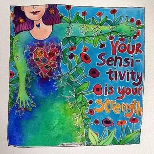sensitivity-is-strength