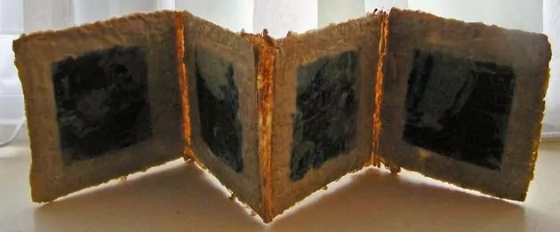 Ann Isik-Rochester Kent_accordion book_630