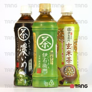 Suntory Tea Range