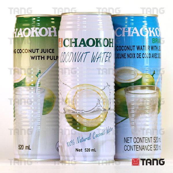 Chaokoh Coconut Water Range