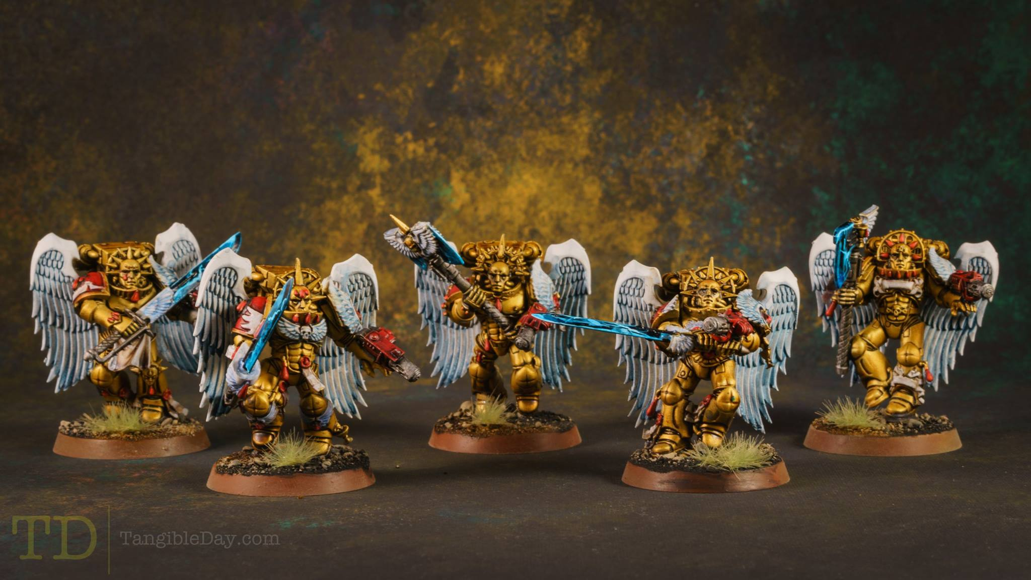 Sanguinary Guard (Games Workshop)
