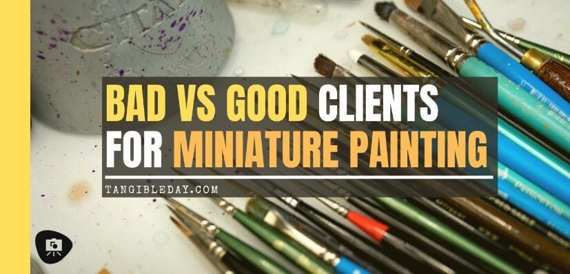 What is a Bad vs Good Client for Commissioned Miniature Painting? - how to paint a lot of models - miniature painting project tyranids - hormagaunts - warhammer 40k miniature painting project - how long to complete a commissions miniature painting project - banner
