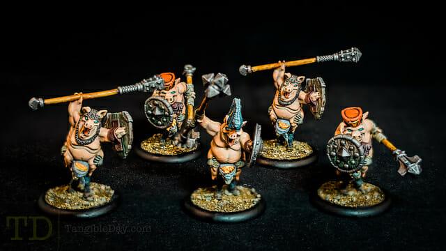 Piggy Backs (Grymkin Faction | Privateer Press)