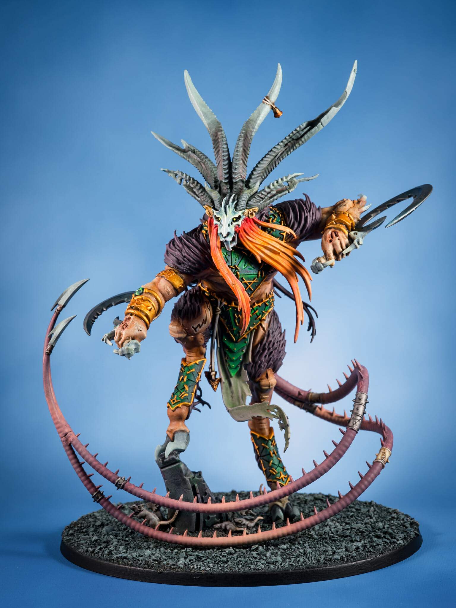 Verminlord Corruptor (Games Workshop)